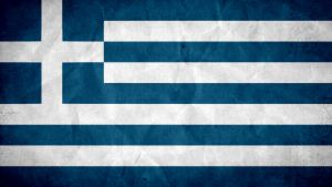 Greece Grunge Flag by SyNDiKaTa-NP