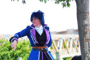 ColossalCon 2013 - Project K(PS) 85 by VideoGameStupid