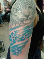 Continuation of my sleeve by MzJekyl