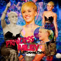Princess Miley by littlecreative1