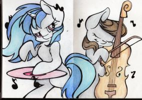 Duet by CutePencilCase
