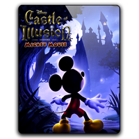 Castle of Illusion HD starring Mickey Mouse by dylonji