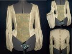 Victorian Dress Bodice by Nerds-and-Corsets