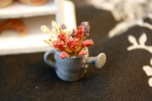 miniature watering can by star--crossed