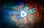 Rainbow and Rooted by Vexx3