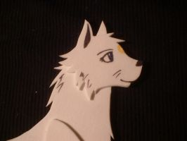 Tsuki foamdoll - close up by felflowne
