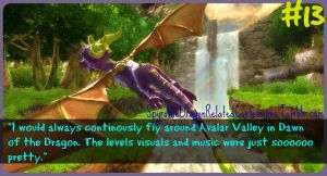 ( Spyro Confessions ) Valley of Avalar Love by KrazyKari