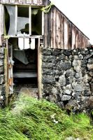 Iceland: Abandoned Cabin: VI by basseca