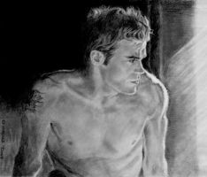 Vampire Diaries Stefan by Catluckey