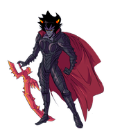 Sir Vantas by ShwigityShwonShwei