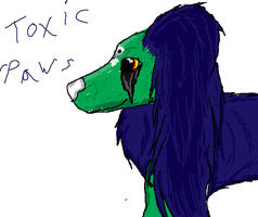 Toxic -tablet- by CosmicZ