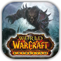 WoW Cataclysm Game Icon by Wolfangraul