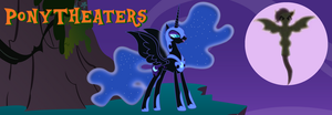 PonyTheaters Banner by TheRockinStallion