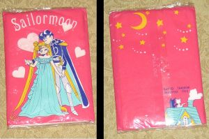 Sailor Moon Serenity and Endymion Furoku Tissue by avaneshop