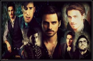 Colin O'Donoghue by Childoftheflower