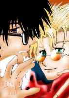 Trigun by Higarts