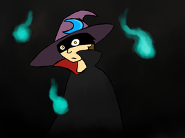 It's that wizard guy by Ragnarode