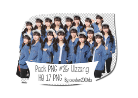 PACK PNG #26: Ulzzang by CeCeKen2000