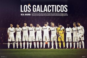 Los Galacticos by drifter765