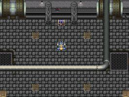RPG Maker2k - Abadoned Factory 09 Ingame by Icedragon300