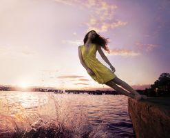 the siren's return by SmokyPixel