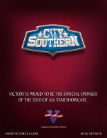 City Vs Southern Ad by Neempop