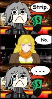 RWBY X OC Comics 2 by NIGHTMAREZENUKI