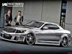 Mercedes C300 Mafia Style by ygt-design