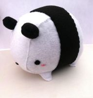 Baby Panda Plush by PinkChocolate14
