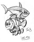 Nemo Cover sketches pt3 by tombancroft