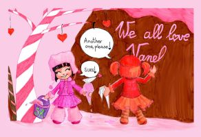 Happy Valentine's Day! from Sugar Rush by JulietTaylor