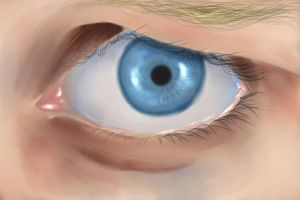 Eye Speed Paint by AnimadversioN