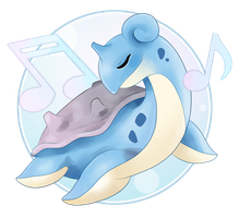 Lapras by SeviYummy