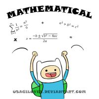 MATHEMATICAL! by UsagiLovex