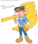 Mega Fix-It Felix by faster-by-choice
