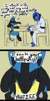 Learning to play chess by ObeyTheSnarf