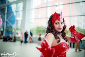 Scarlet Witch by Torremitsu