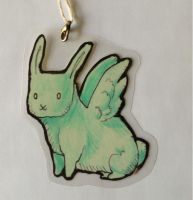 Selling Charms on Etsy! by tinydoodles