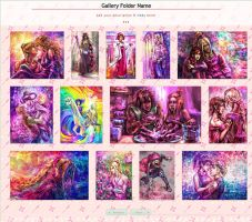 Heart Shrine Village Gallery CSS by jesterry