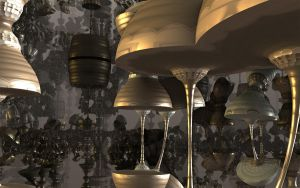 Rejected Lamps by GypsyH