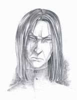 Snape by kaminary-san