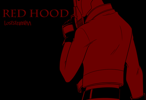 Red Hood by AnArtistCalledRed