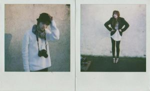 Blood relationship polaroid . by Sirxlem