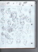 Bored at school 00 by SIVM