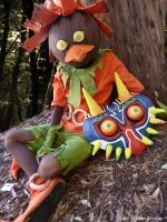 Skull Kid - The Legend of Zelda: MAJORA'S MASK by ExionYukoCosplay