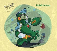 Bubbleman bubbles Bubbles by Themrock