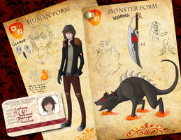 MA App - Cepheus the Hellhound by Maipee-Chan