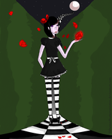 Alice's Rose by TheMadHattersMistres