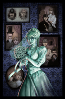 The Haunted Mansion: The Bride by Hodges-Art