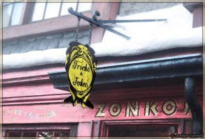 zonko's. by CombustingStar